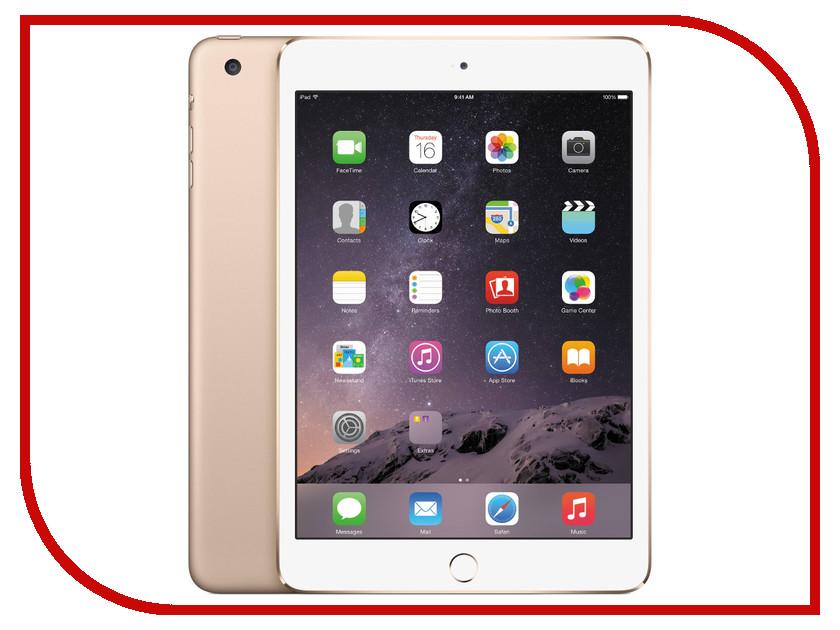 Планшет APPLE iPad mini 4 16Gb Wi-Fi Gold MK6L2RU/A<br>