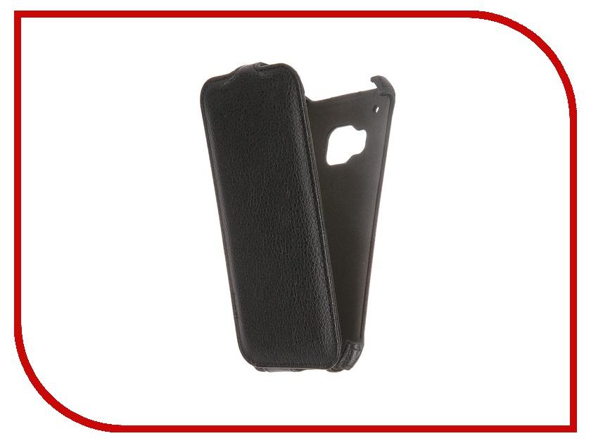 Аксессуар Чехол HTC One M9 iBox Premium Black<br>