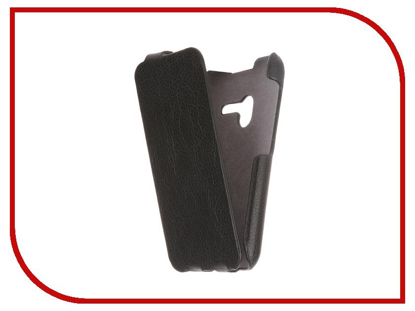 Аксессуар Чехол Alcatel OneTouch Pixi 3 4013D iBox Premium Black<br>