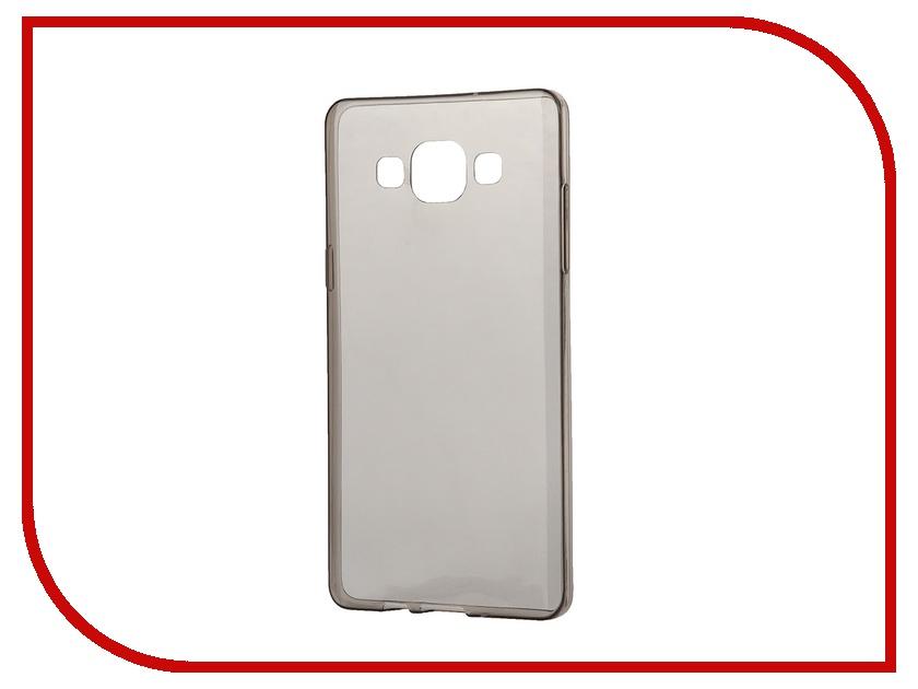Аксессуар Чехол-накладка Samsung Galaxy A5 iBox Crystal Grey<br>