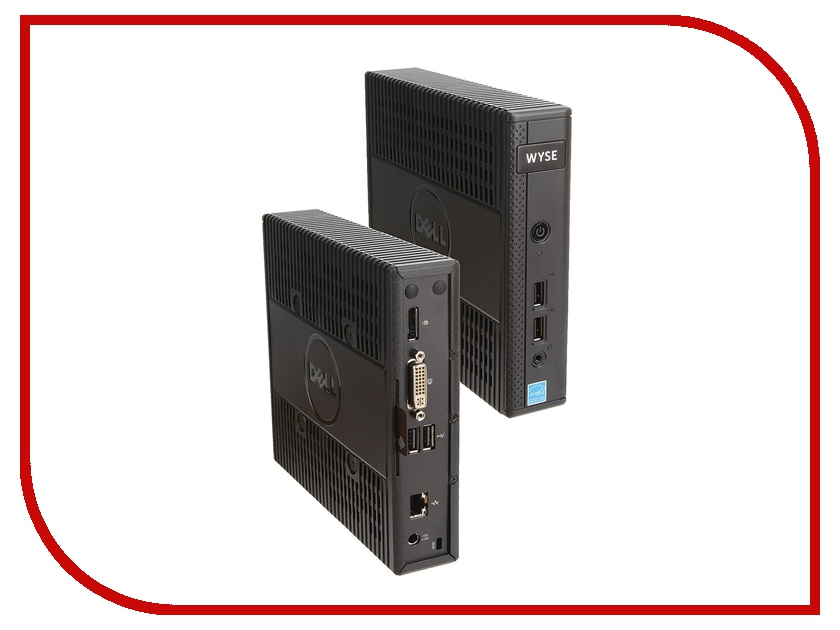Dell Неттоп Dell Wyse 5012-D10D Thin Client G-Series 909638-02L