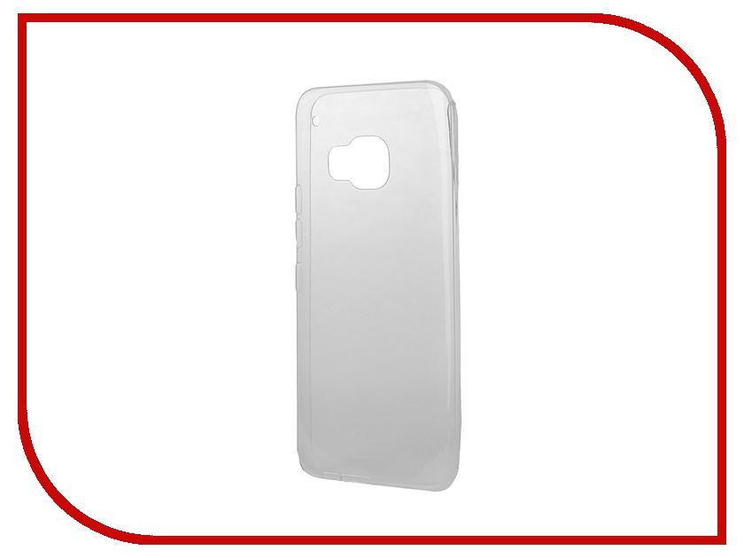 Аксессуар Чехол-накладка HTC One M9 iBox Crystal Transparent<br>