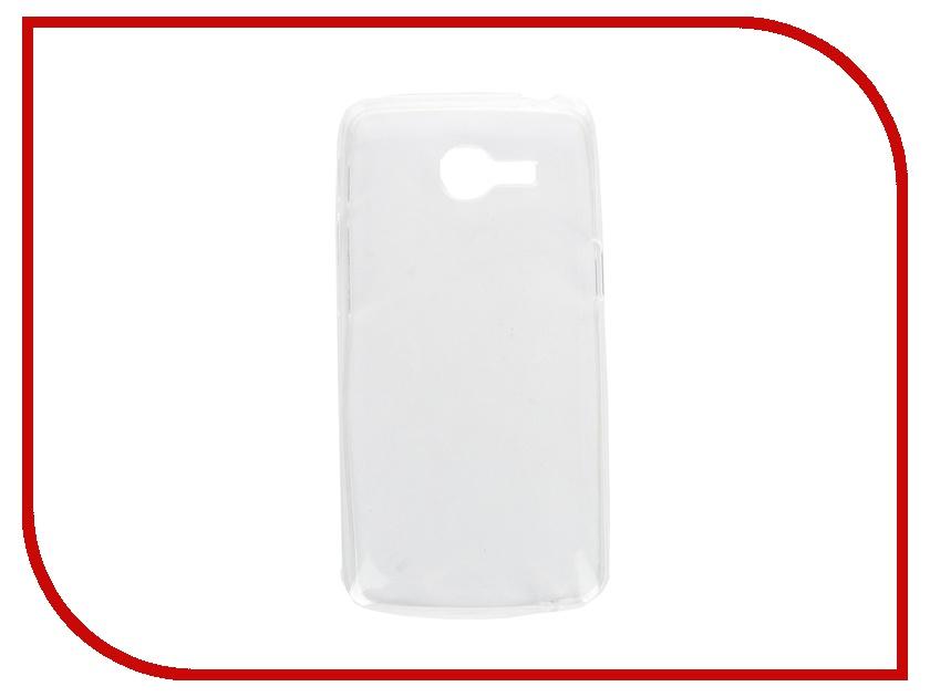 ��������� �����-�������� ASUS Zenfone 4 A400CG iBox Crystal Transparent