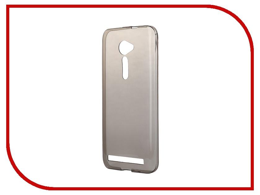 ��������� �����-�������� ASUS Zenfone 2 ZE500CL iBox Crystal Grey