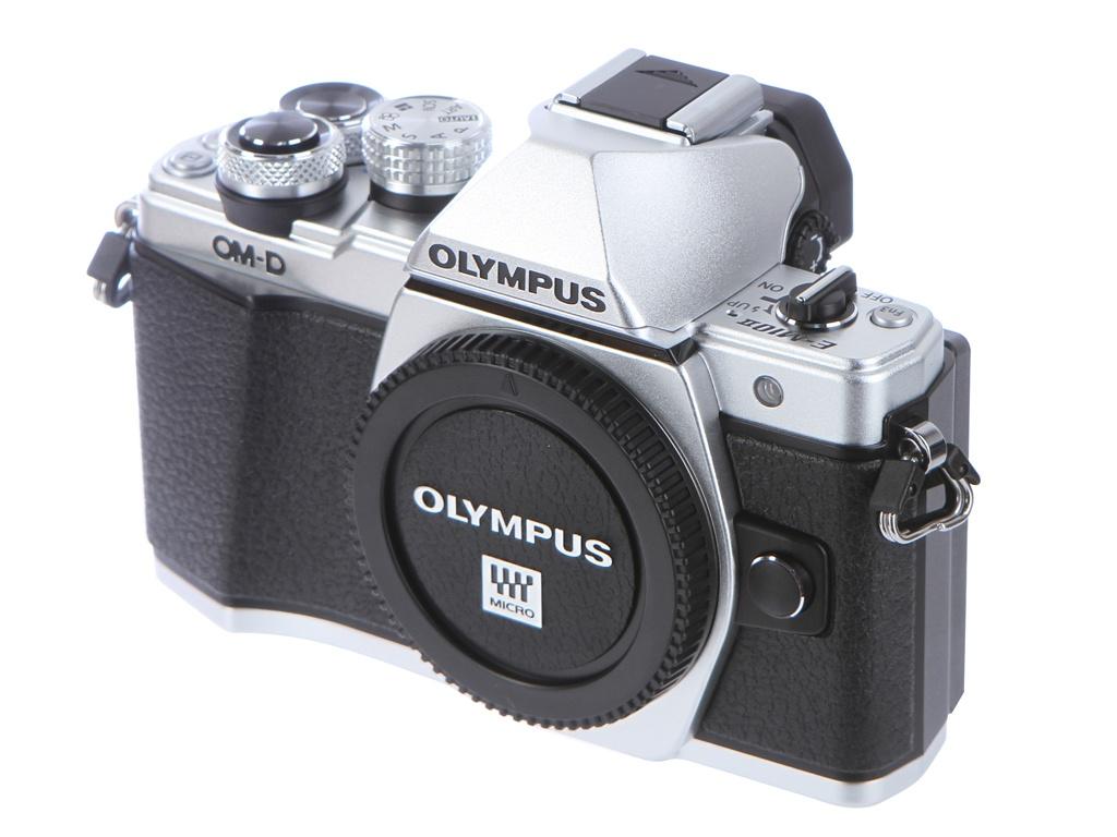 цена на Фотоаппарат Olympus OM-D E-M10 Mark II Body Silver