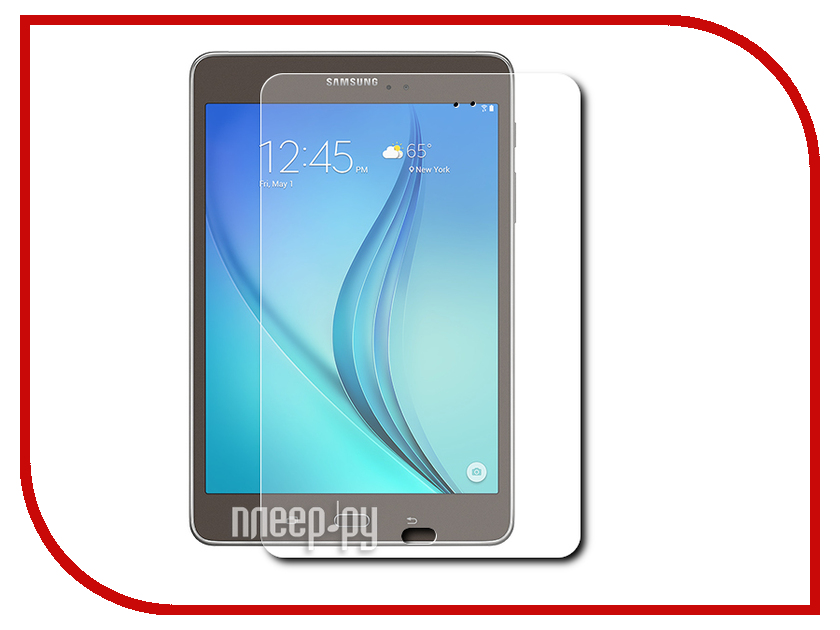 Аксессуар Защитное стекло Samsung Galaxy Tab A 8.0 Red Line LTE Tempered Glass