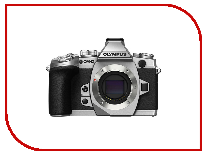 Фотоаппарат Olympus OM-D E-M1 Body Silver