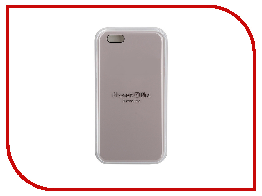 ��������� ����� APPLE iPhone 6S Plus Silicone Case Lavender MLD02ZM/A