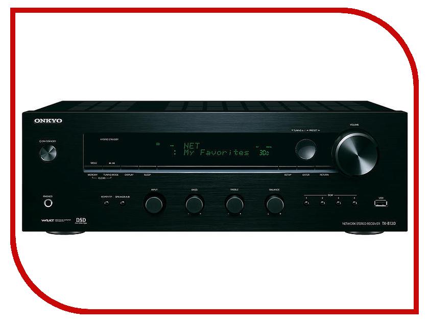 Ресивер Onkyo TX-8130 Black
