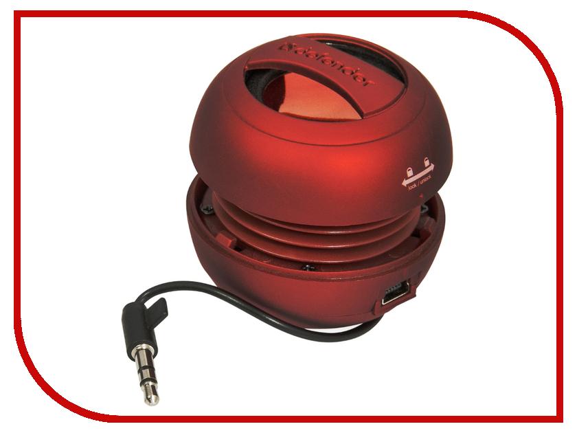 Колонка Defender Soundway Red