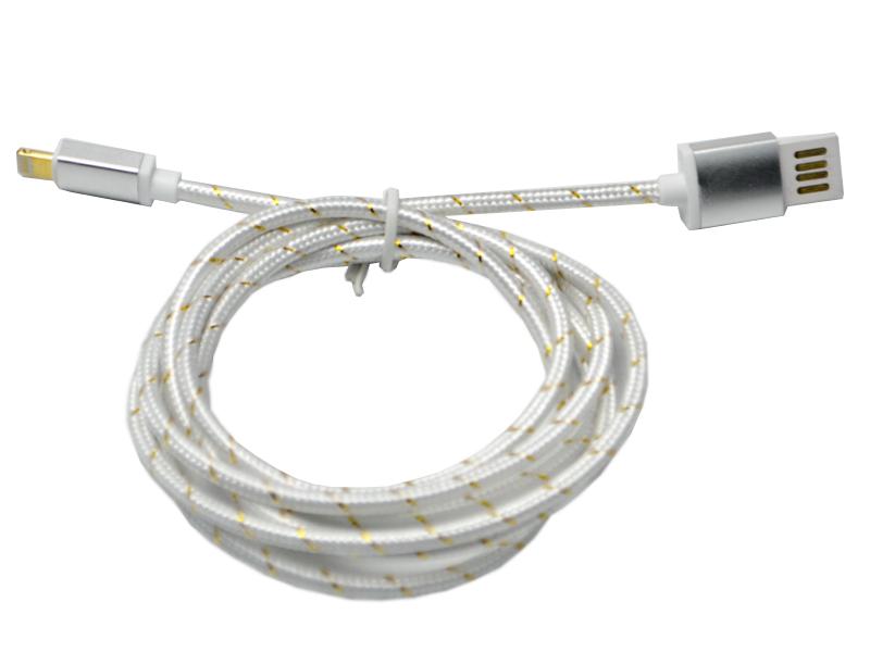 Аксессуар WIIIX USB - 8-pin 1.5m CB110-U8-15S Silver
