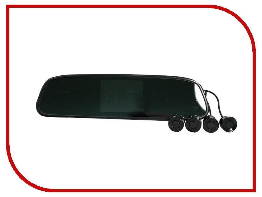 Парктроник SVS LED-027VFD-4 Black<br>