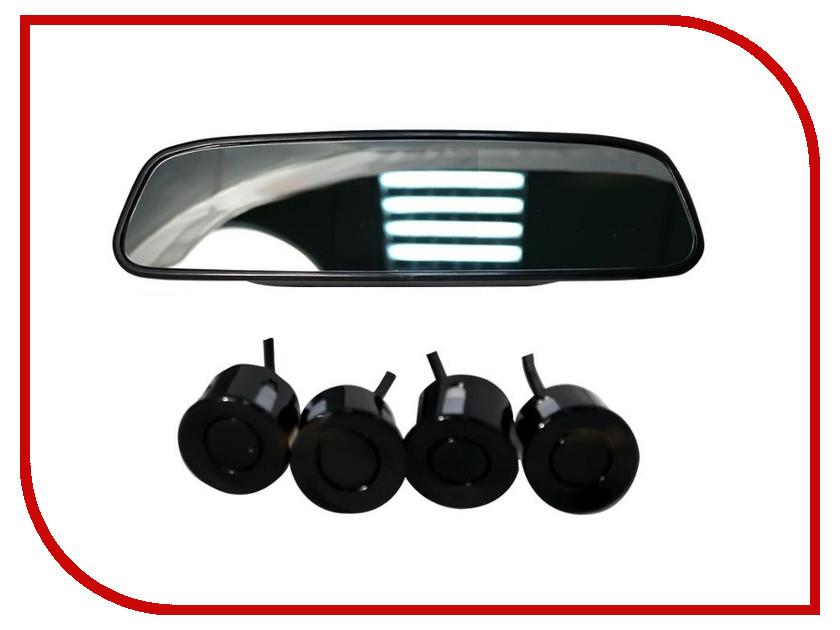 Парктроник SVS LED-017VFD-4 Black парктроник svs led 027vfd 4 silver