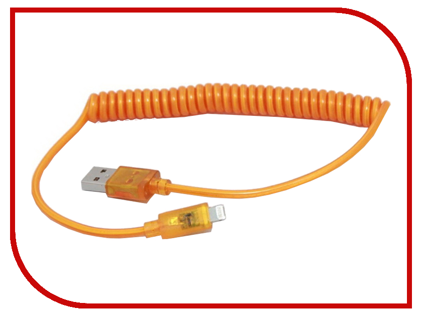 Аксессуар WIIIX USB - 8-pin 1.2m CB1-1Y Orange
