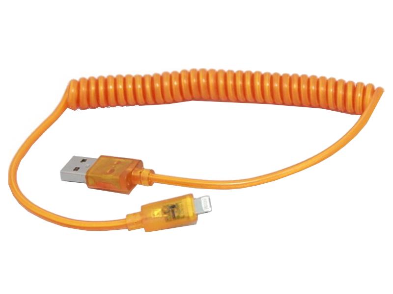Аксессуар WIIIX USB - 8-pin 1.2m CB1-1Y Orange