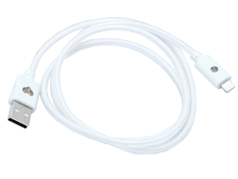 Аксессуар WIIIX USB - 8-pin 1.15m CB1-3W White