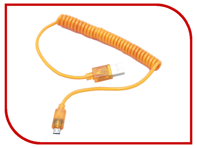 Аксессуар WIIIX CB1-2Y 1.2m Orange<br>
