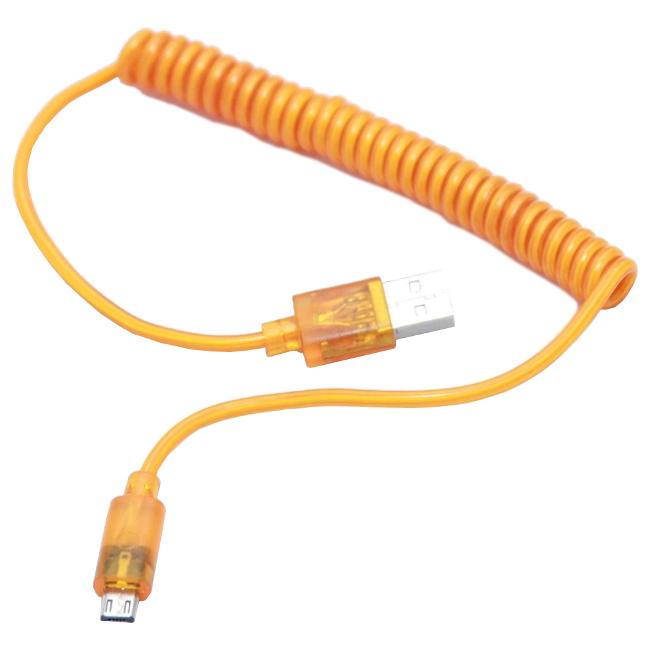 Аксессуар WIIIX CB1-2Y 1.2m Orange