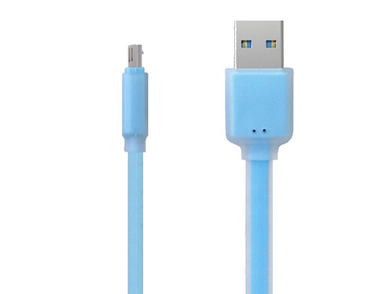 Аксессуар Ainy Micro USB FA-034F Blue