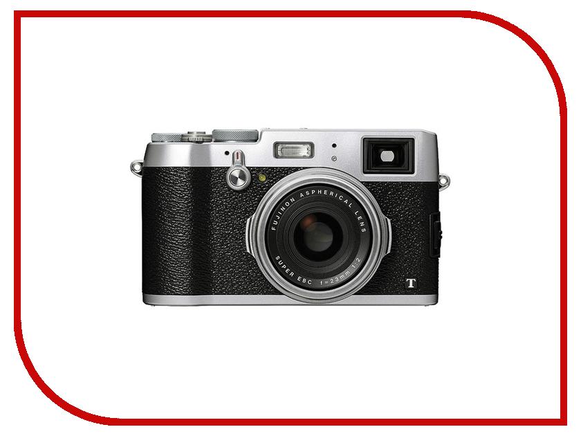 Фотоаппарат FujiFilm X100T FinePix Silver<br>