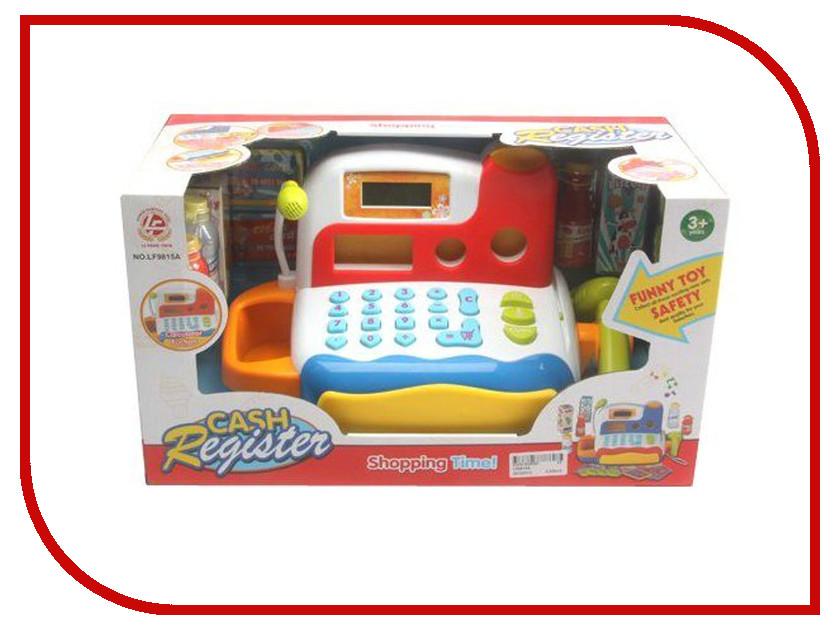 Игра Shantou Gepai Касса время покупок с набором продуктов LF9815A<br>