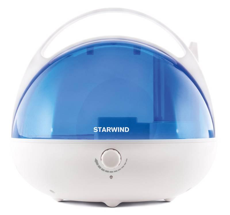 Увлажнитель Starwind SHC2416 White-Blue