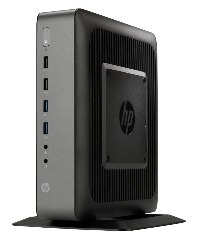 Неттоп HP T620 F5A61AA (AMD GX-420CA 2.0 GHz/4096Mb/16Gb Flash/16Gb SSD/AMD Radeon HD8400E/Windows Embedded Standard 7 32-bit)
