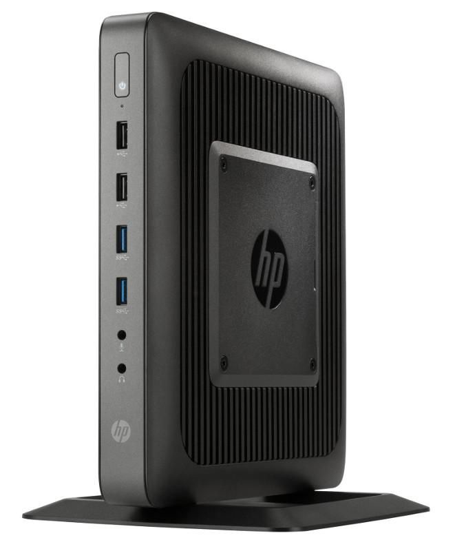 Неттоп HP T620 F5A51AA (AMD GX-217GA 1.65 GHz/4096Mb/16Gb Flash/16Gb SSD/AMD Radeon HD8280E/HP ThinPro 32)