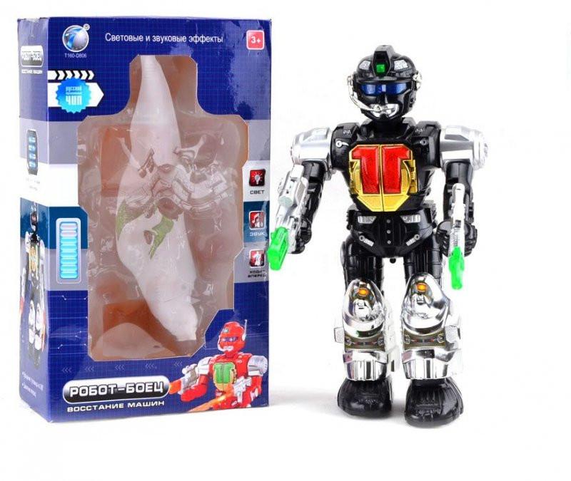 Робот Shantou Gepai / Наша игрушка 200301