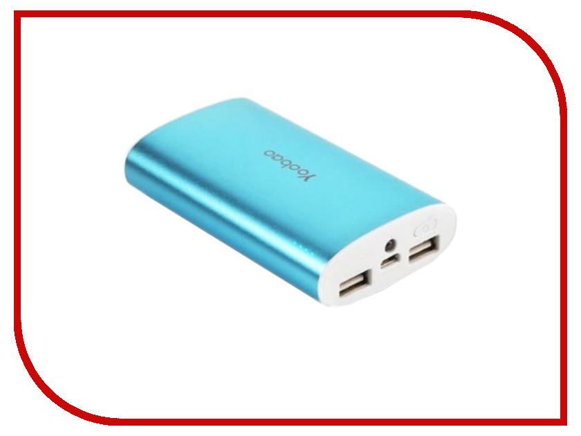 Аккумулятор Yoobao 10200 mAh YB-6013Pro Blue<br>