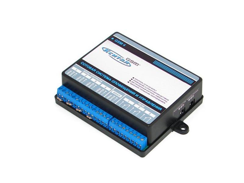 GSM-сигнализация Кситал GSM-4