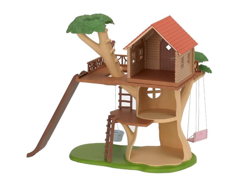 Кукольный домик Sylvanian Families Дерево 2882 / 4618