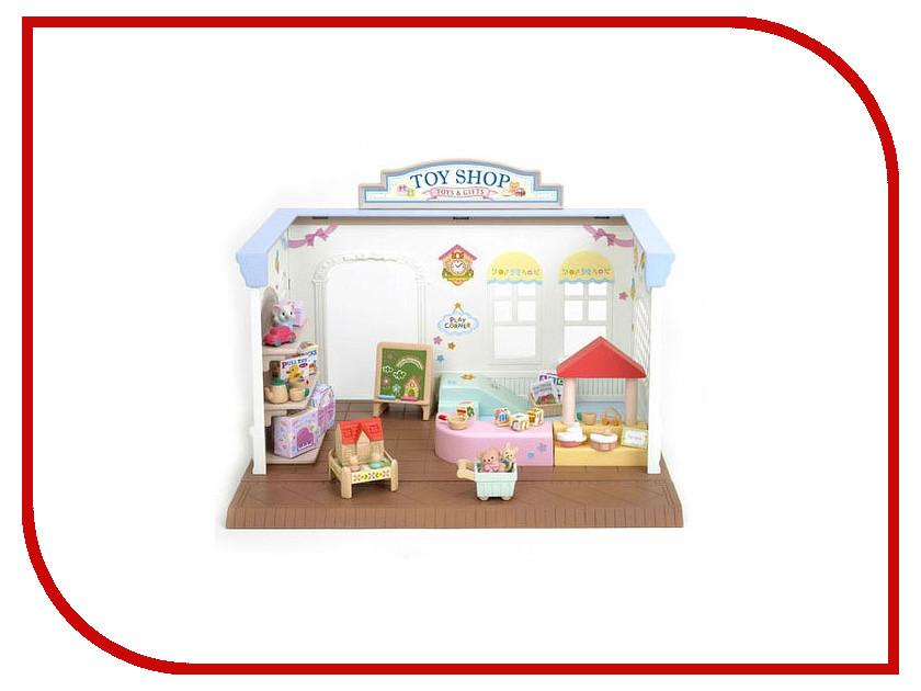 Игра Sylvanian Families Магазин игрушек 2888 игра sylvanian families мягкая мебель для гостиной 2922