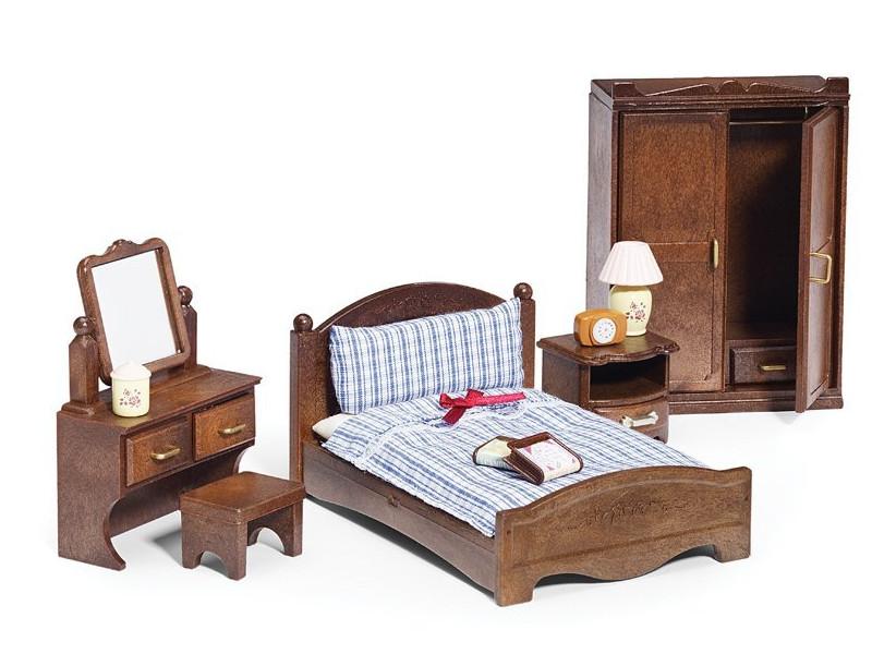 Игровой набор Sylvanian Families Спальня 2958 цена