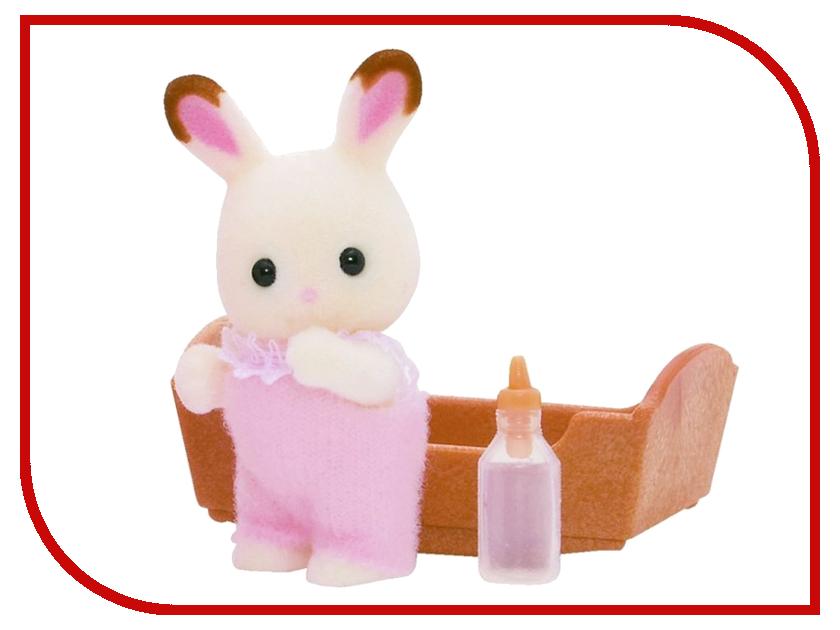 Игрушка Sylvanian Families Малыш Шоколадный Кролик 3410