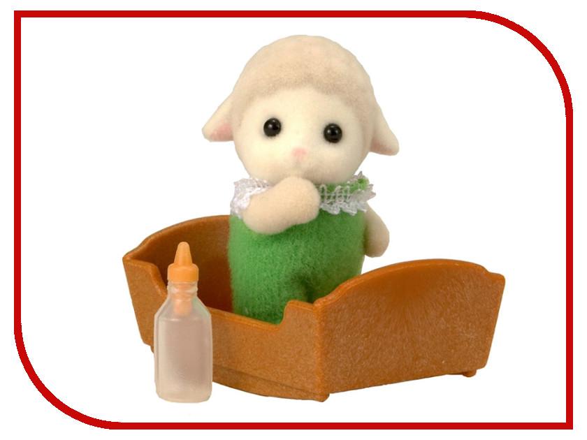 Игрушка Sylvanian Families Малыш Овечка 3413