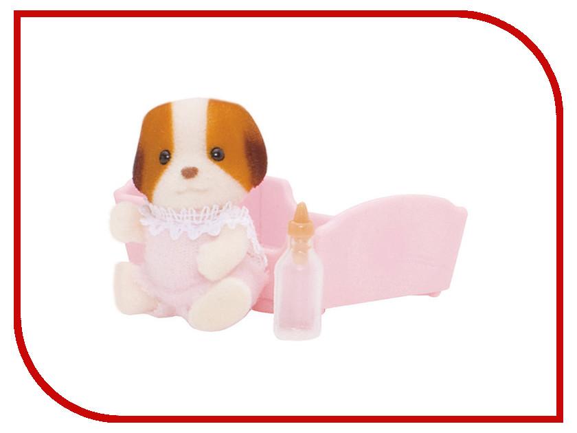 Игрушка Sylvanian Families Малыш Щенок 3416 фигурки игрушки sylvanian families набор малыш щенок