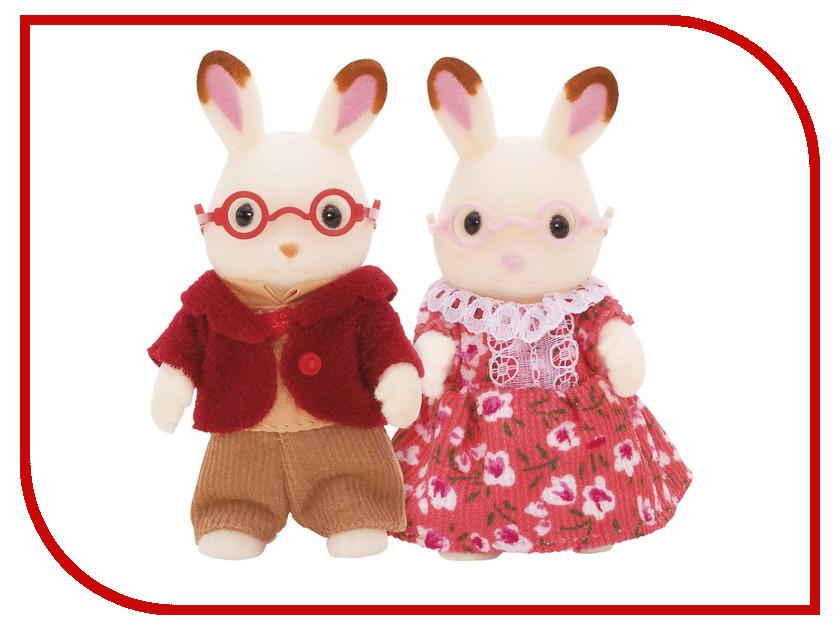 Игра Sylvanian Families Бабушка и дедушка Шоколадные Кролики 3500