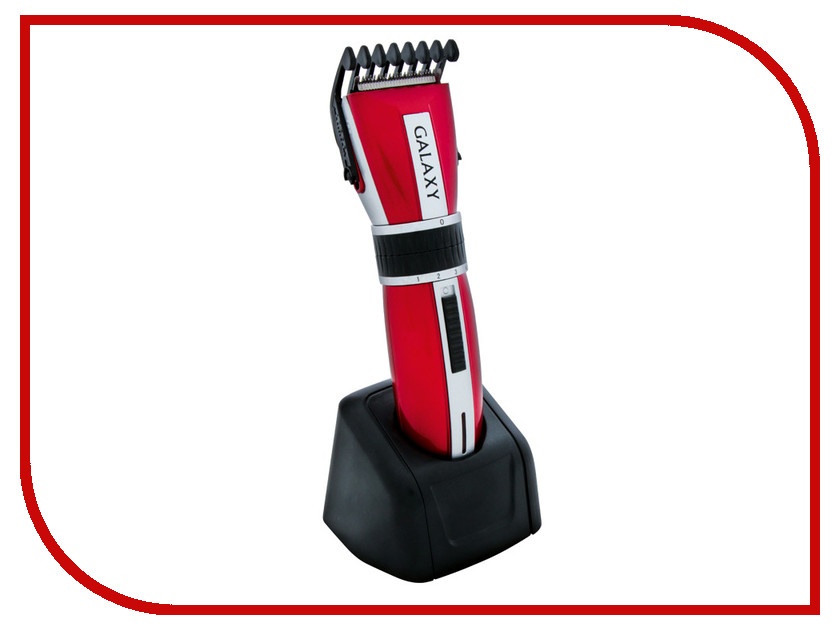 Машинка для стрижки волос Galaxy GL4151 galaxy gl 4104 burgundy машинка для стрижки