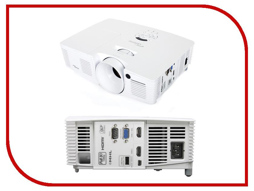 Проектор Optoma EH341<br>