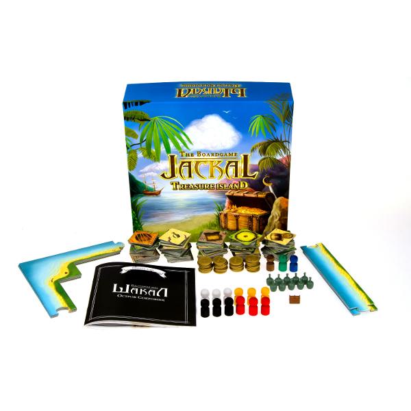 Настольная игра Magellan Шакал Остров сокровищ MAG00404