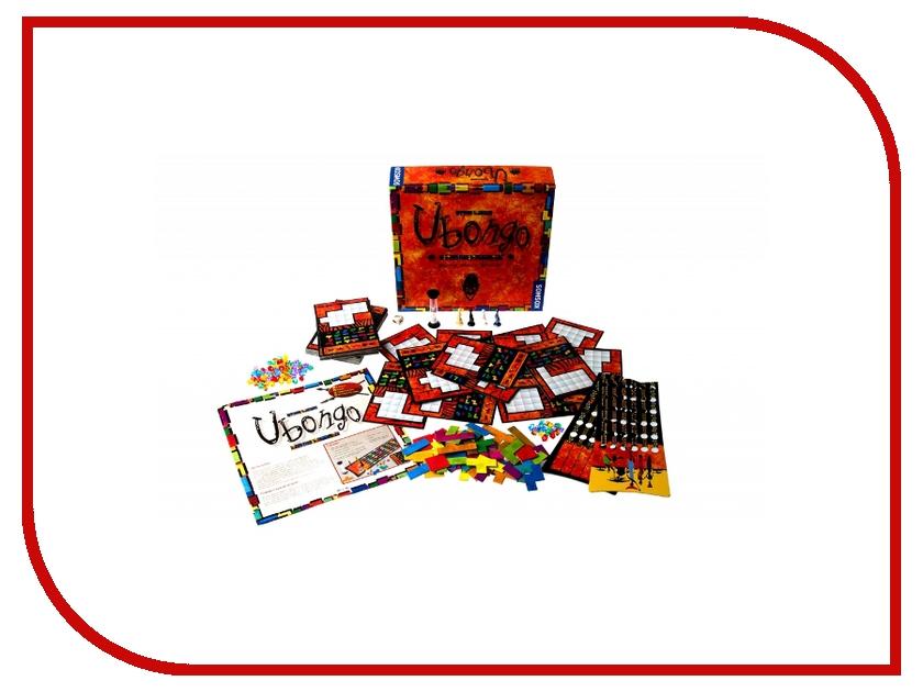 Настольная игра Magellan Убонго 2-е издание MAG02729 magellan magellan настольная игра крысары сточных вод