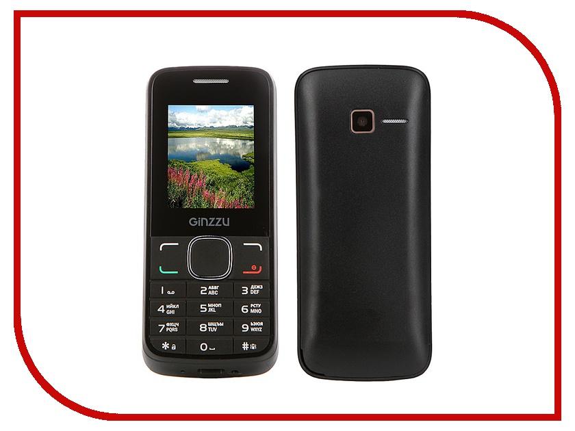 Сотовый телефон Ginzzu M101 DUAL mini Black