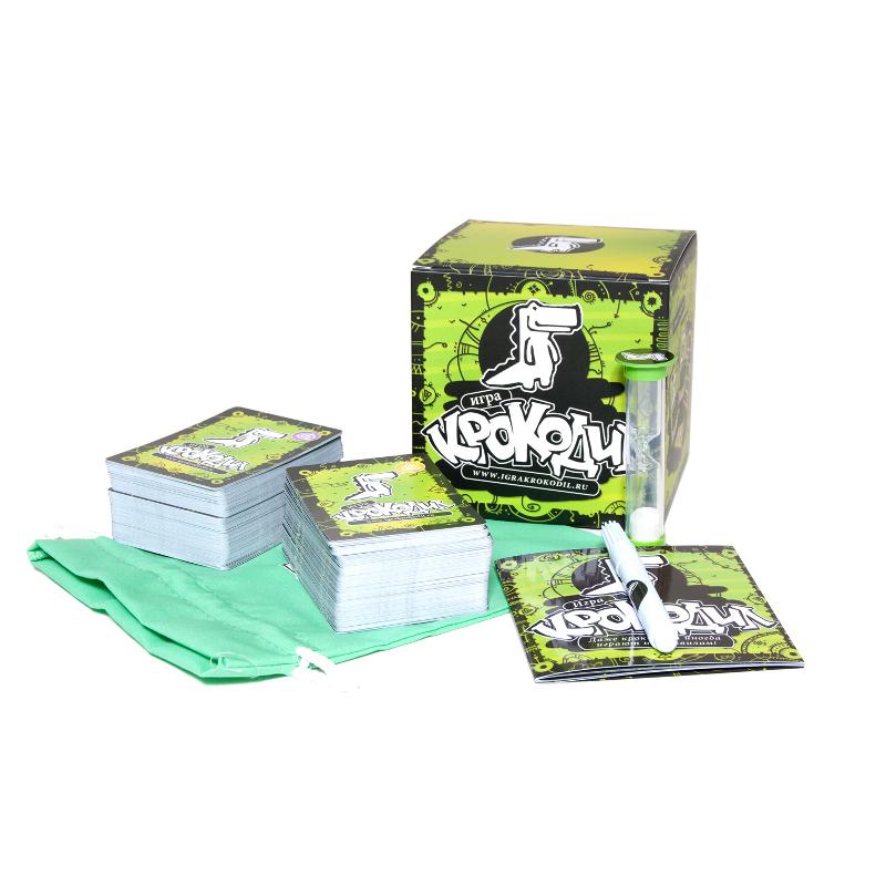 magellan заяц Настольная игра Magellan Крокодил MAG00060