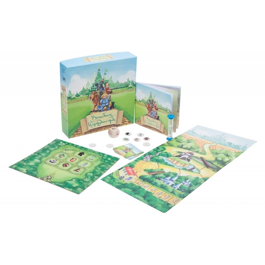 Настольная игра Magellan Волшебник Изумрудного города MAG00774
