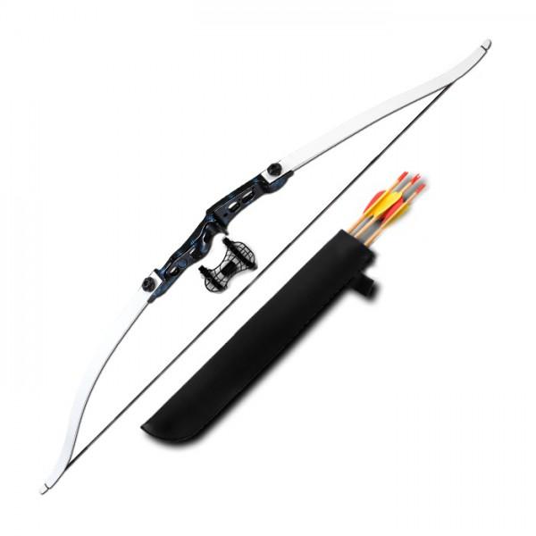 Лук JR Archery Олимпик Юниор сапфир RE-013UW от Pleer