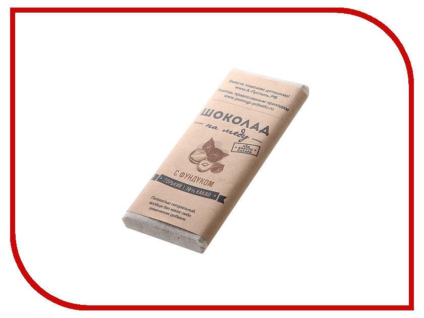 цены на Благое дело Сладкая плитка натуральная с Фундуком - в помощь детишкам