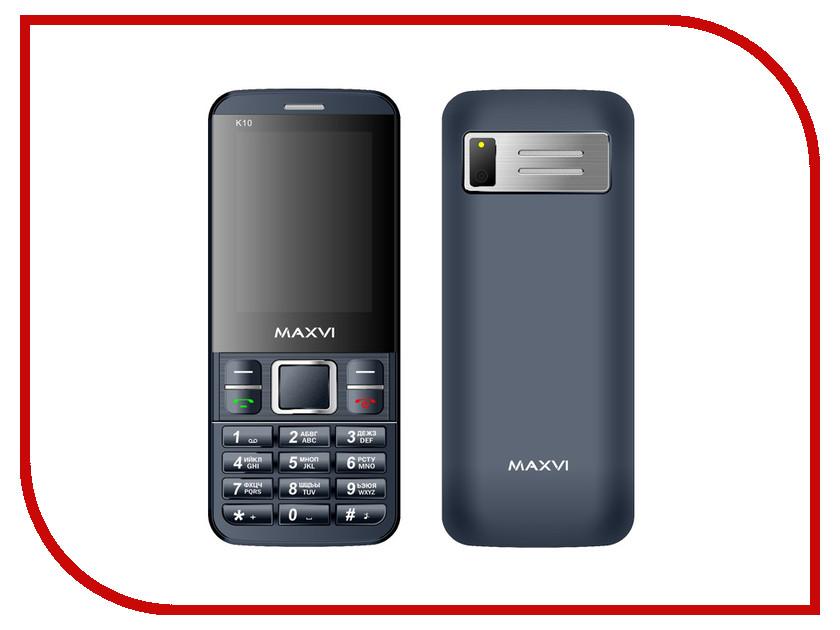 Сотовый телефон Maxvi K10 Marengo