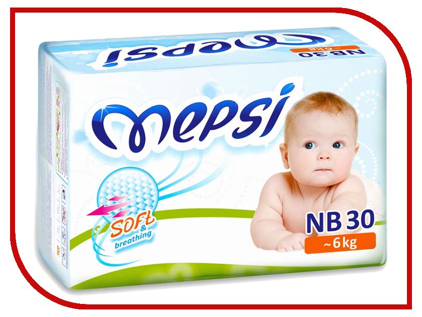 Подгузники Mepsi Premium NB 0-6кг 30шт