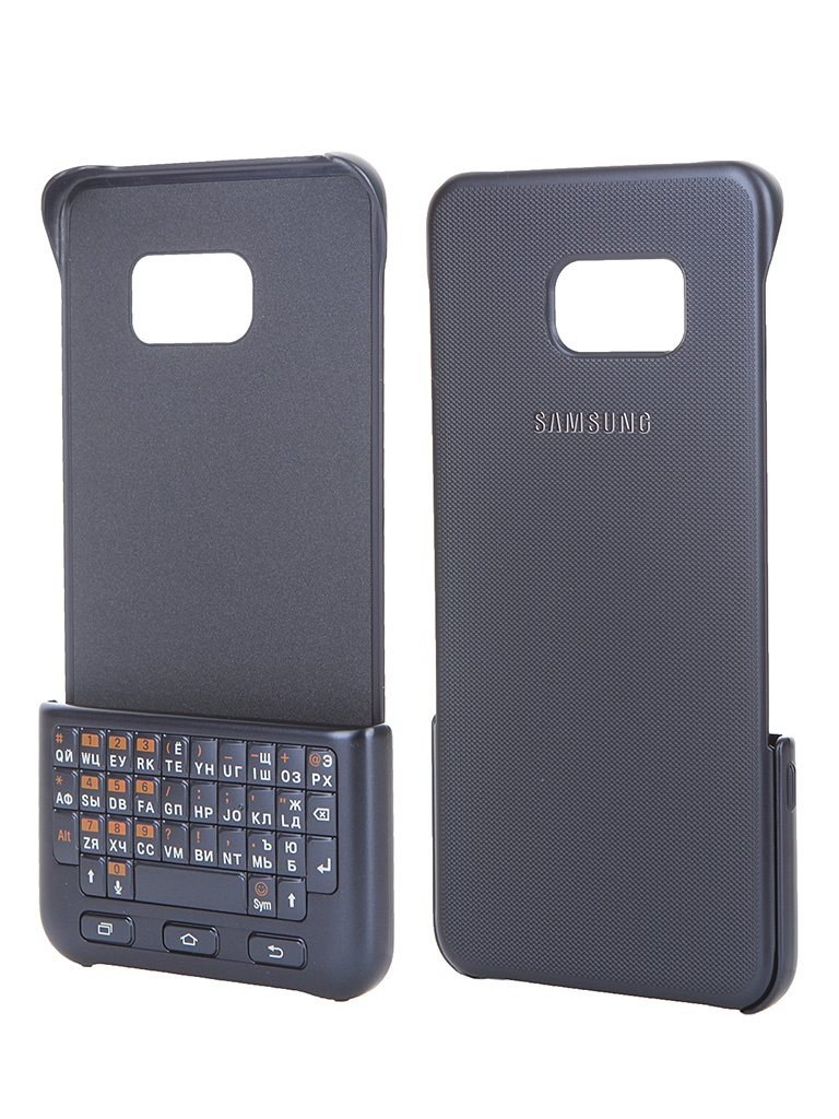 Аксессуар Чехол-клавиатура Samsung Galaxy S6 Edge+ EJ-CG928RBEGRU